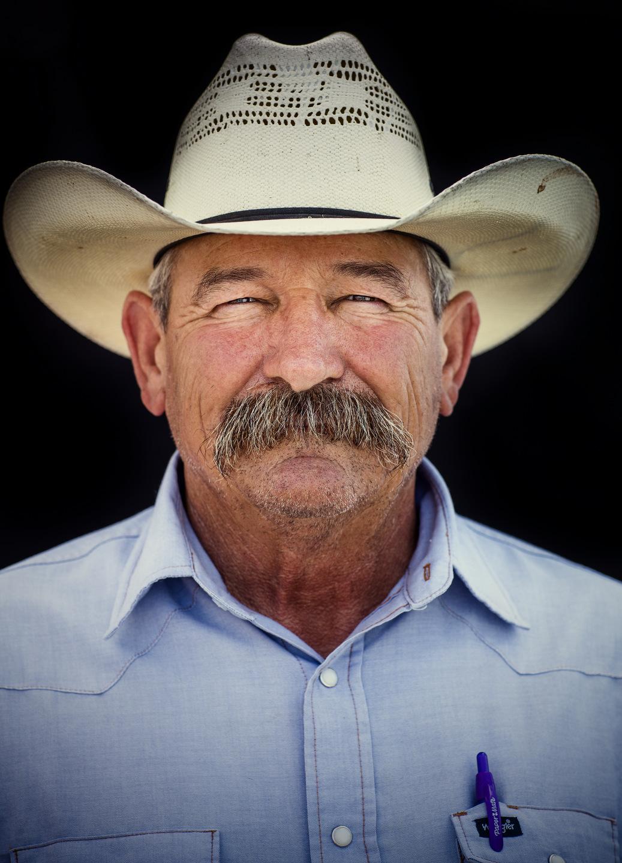 Portraits  Cowboys of Waggoner Ranch