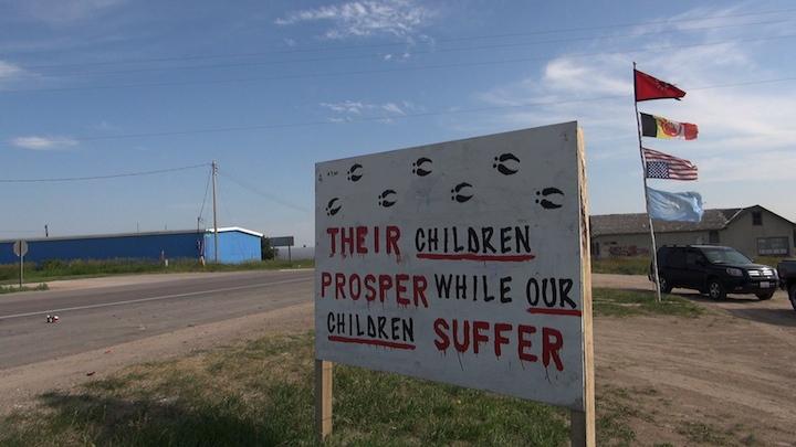 Prohibition in Pine Ridge  Lakota women lead fight against liquid genocide  Waging Nonviolence