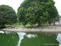 park at victorial building, kolkata