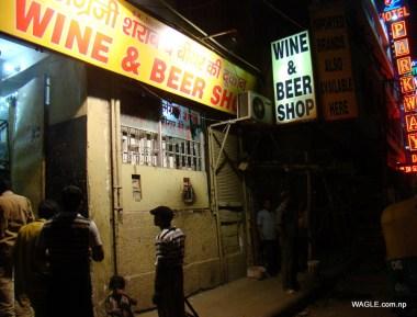 wine and beer shop in delhi
