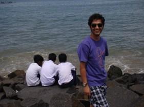 beach and boys