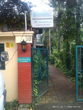 manila: the hostel