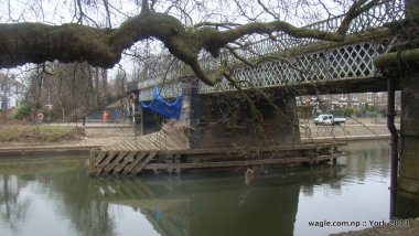 Branch and a bridge