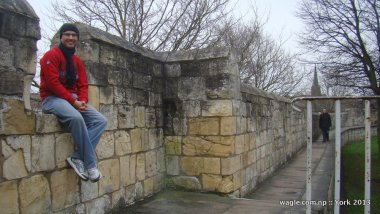 The Great Wall of York