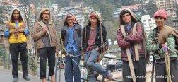 Nepali Porters of Shimla 9
