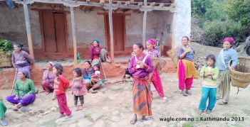 chitlang women and children