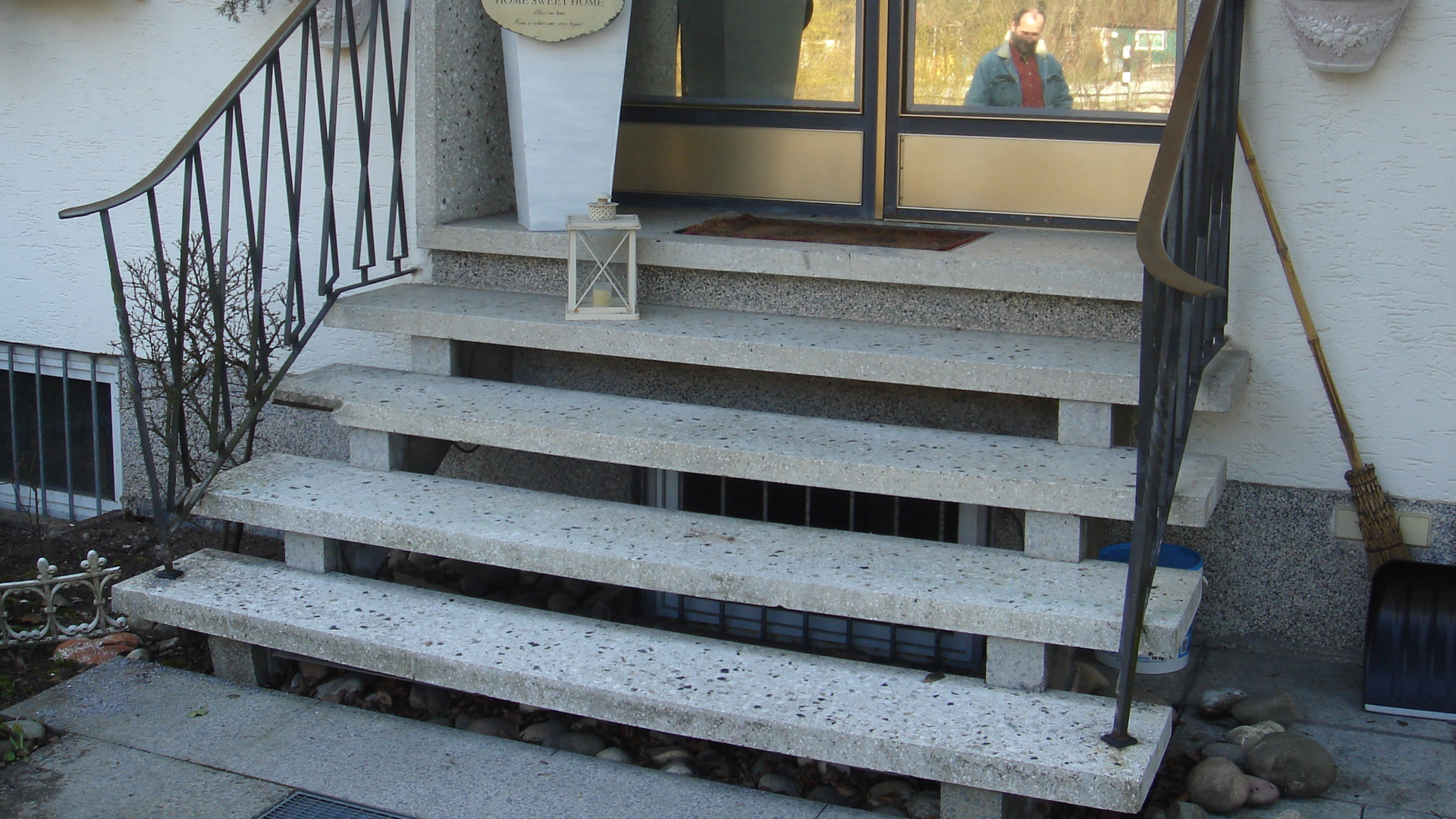 Super Betontreppe Sanieren | What Carpet Fitting Tools Should You Use To MG71