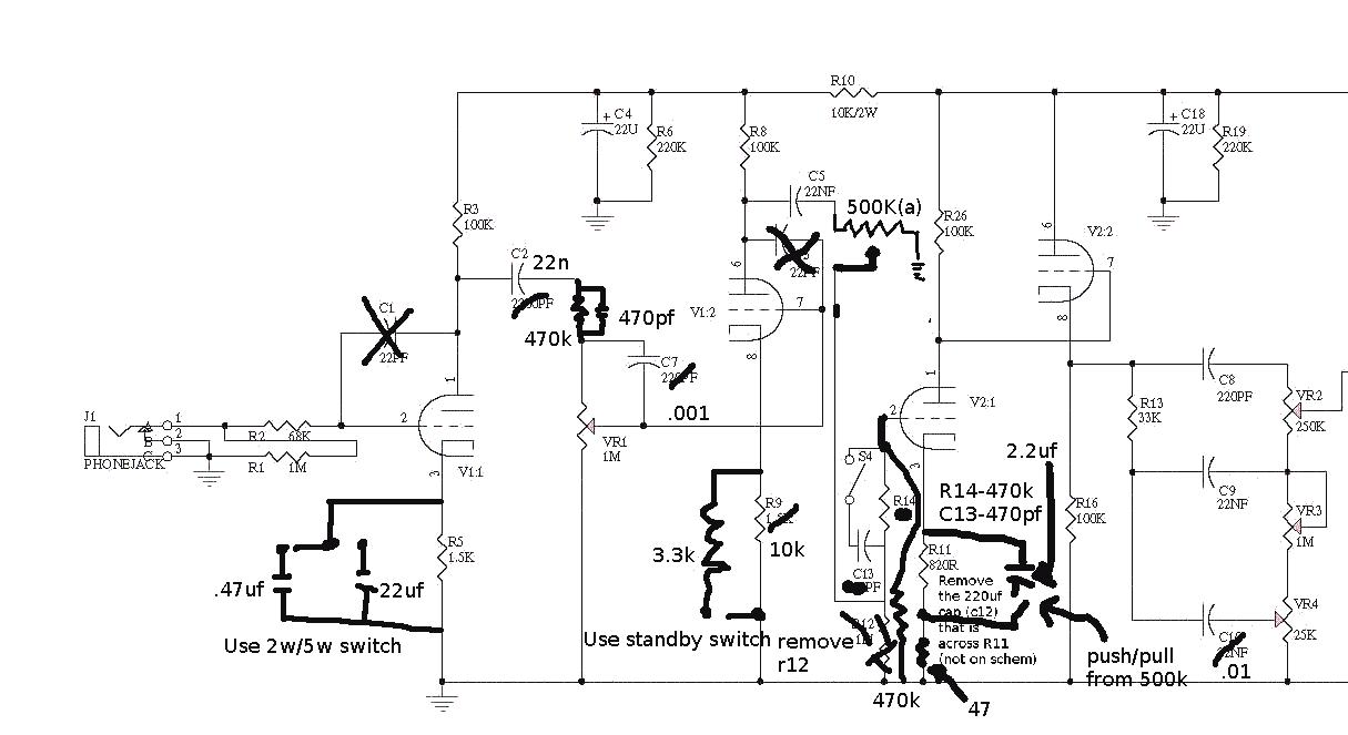PicoValve Mods