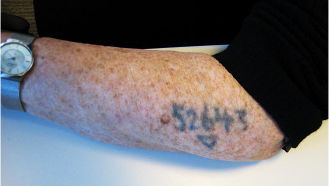Auschwitz survivor to speak for Holocaust Remembrance Day program April 24  Newsroom