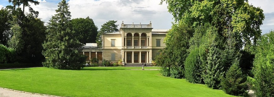Rieterpark - Villa Wesendonck