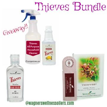 Thieves Bundle Giveaway