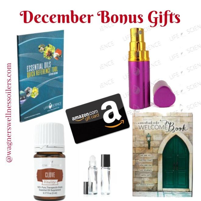 December Bonus Gifts