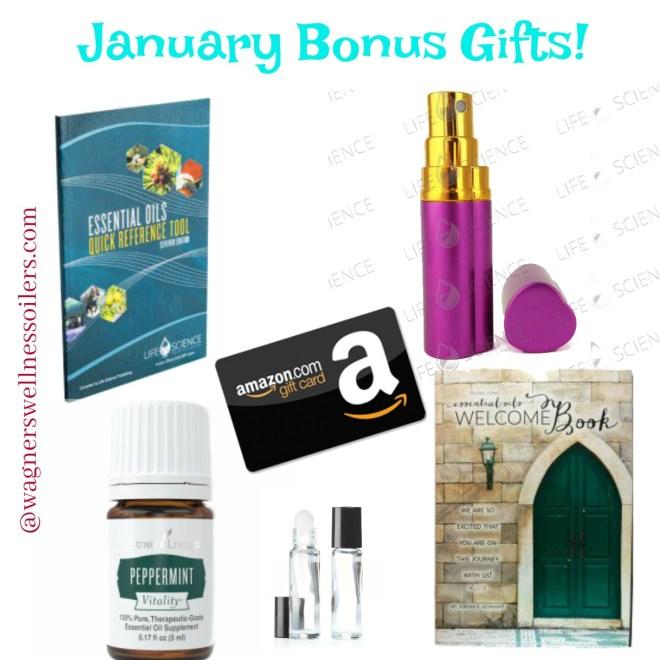 January EO Bonus Gifts