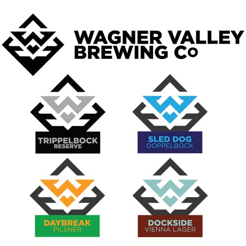 Brewery Logo Samples