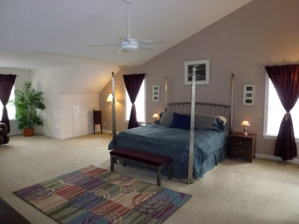 master bedroom Our North Carolina - house for sale