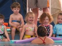 Anya 2 yrs - swim lessons