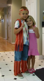 Wacky Wednesday at Camp