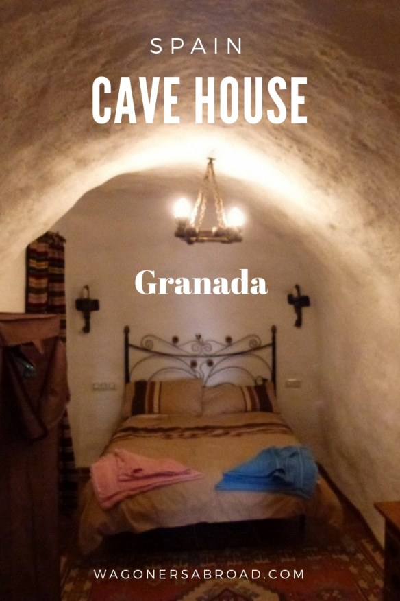Cave House in Granada Spain - Meet The Flintstones (Wagoners Abroad)! This is our fun adventure of staying in a cave house new Cortes de Baza, Granada Spain. A great experience for the family and a unique place to stay. Read more on WagonersAbroad.com