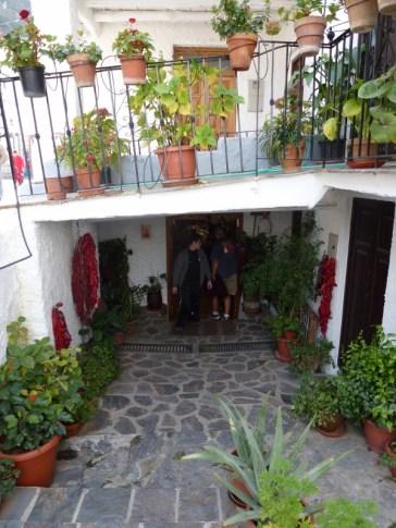 A local bakery Las Alpujarras Granada Spain