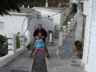 We loved the water running through the entire town Pampaneira Las Alpujarras Granada Spain