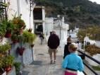 Time to go back down Pampaneira Las Alpujarras Granada Spain