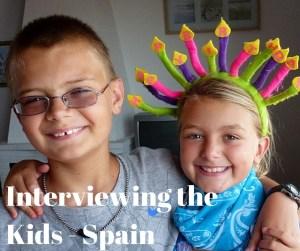 Kids Interviews