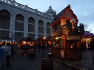 Christmas Market at Sacre Couer