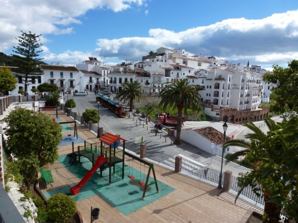 Frigiliana local playground