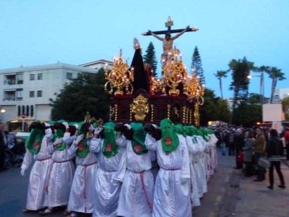 Semana Santa Almuñecar 2013