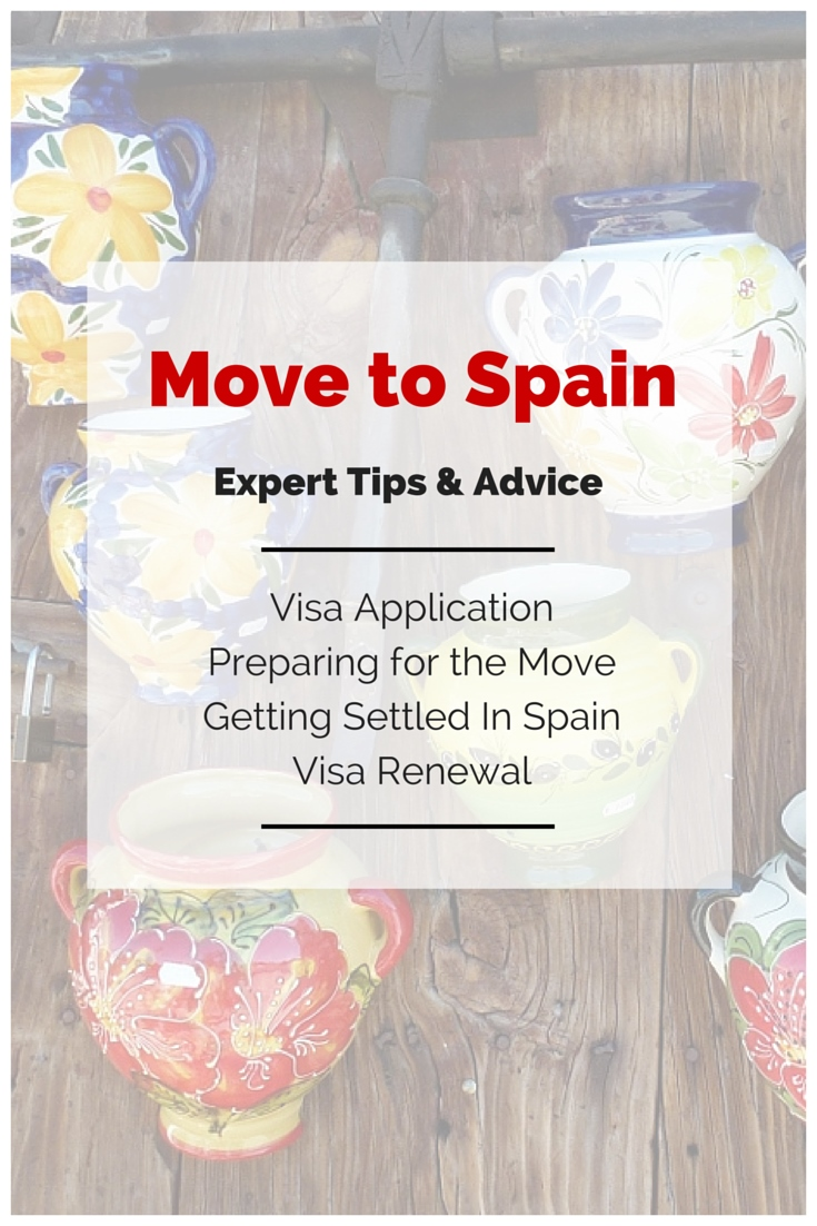 How To Move To Spain - Planning, Non Lucrative Visa, Housing, Settling