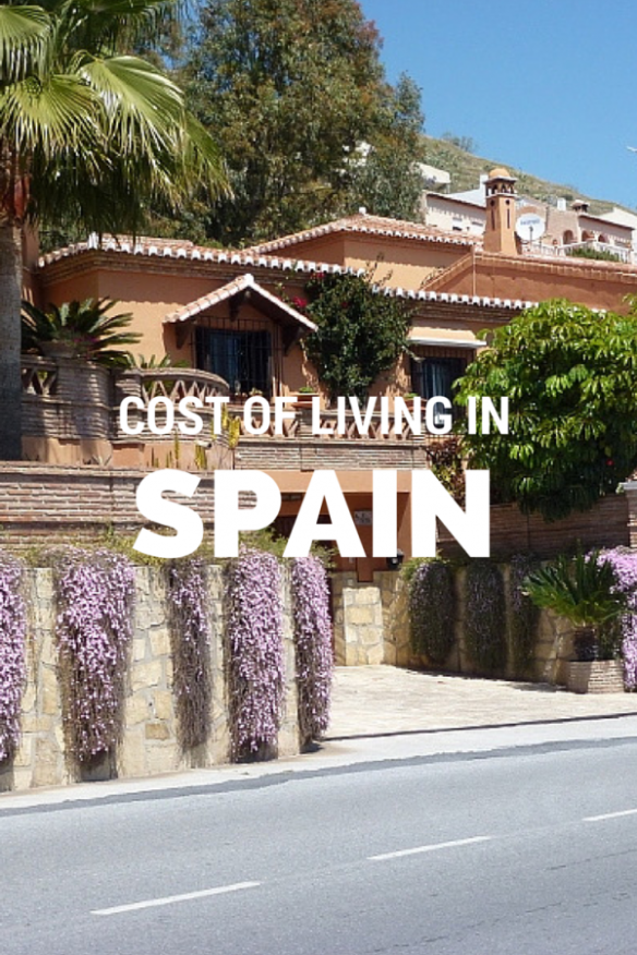 What is the cost of living in Spain for a family of 4? We've captured all of our costs for a year to share with you. Including a 6 week European road trip! Read more on WagonersAbroad.com
