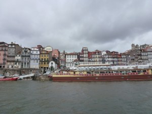 Porto Portugal along the Douro River
