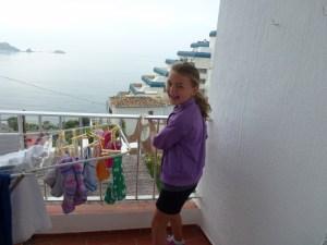 Anya my 8-yr-old Prankster