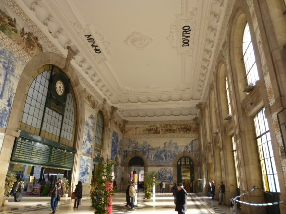 Sao Bento Railway Station Porto
