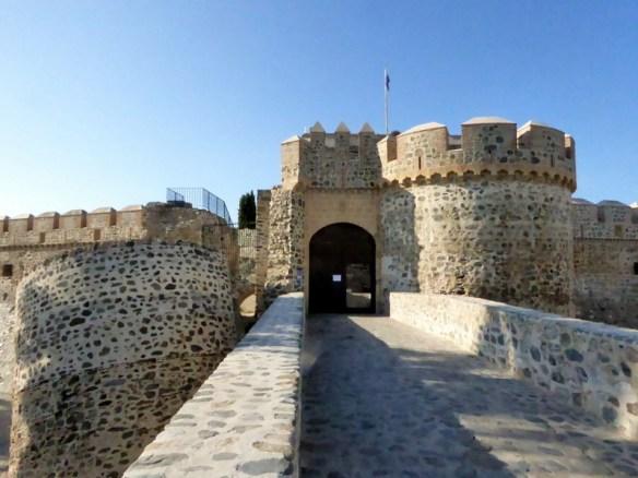 Almunecar El Castillo San Miguel