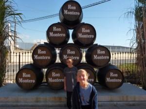 Bodega Ron Montero