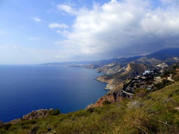 Cerro Gordo Torre and views Costa Tropical Spain