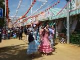Feria de Abril -Casetas