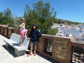 Time to go explore -Setenil de las Bodegas