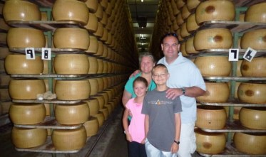 We are in the Cheese