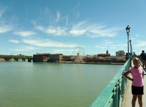 Toulouse Ferris Wheel