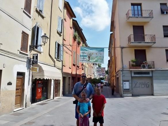 Wagoners Abroad in Reggio Emilia Italy