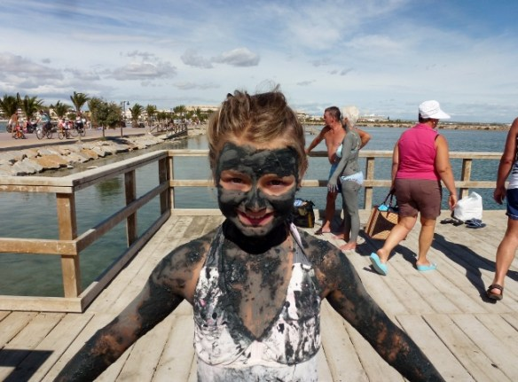 Wagoners Abroad at Mar Menor - Lo Pagan Mud Bath (3)