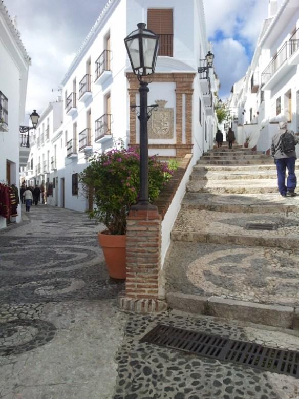 White - Frigiliana Spain