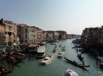 The highways of Venice