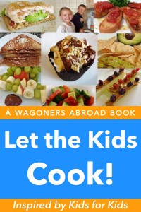 Let the Kids Cook!