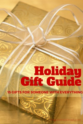 A creative Gifts Guide, which are perfect as Christmas gifts for friends or family Christmas gifts. It doesn't have to stop there, they are also ideal for that gift exchange or great gift ideas for the person who has everything. Read more on WagonersAbroad.com
