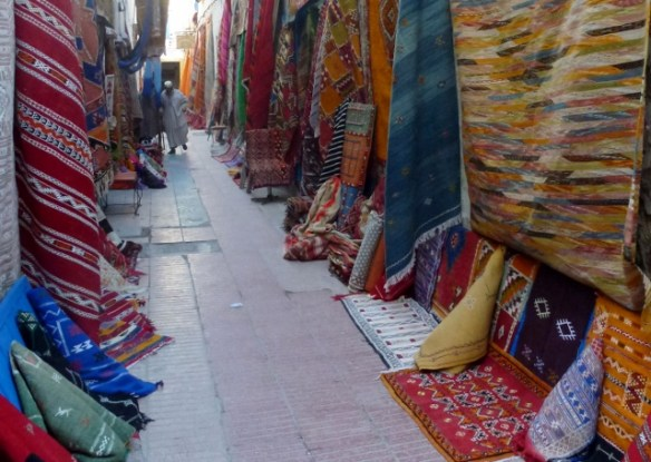 Moroccan Tapestries