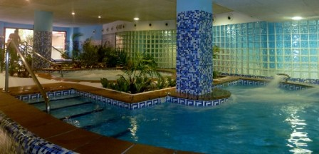 Pools at Playa Senator Spa - Almunecar Spain