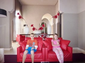 Pullman Palmeraie Resort and Spa Marrakech Morocco Lobby